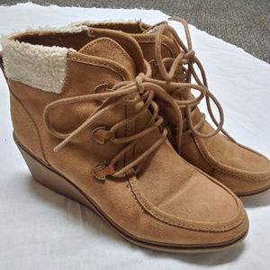 Mad Love Moccasin/Leather Boots